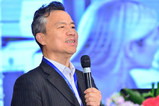 达索公司高级战略业务经理赵文功