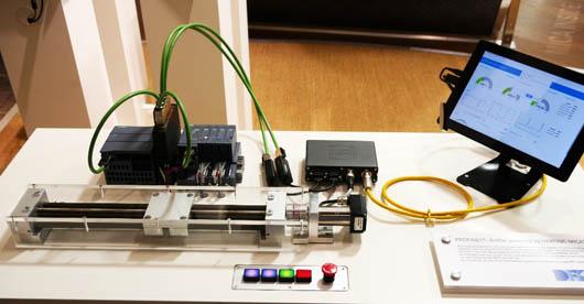 浩亭与德国人工智能研究所(DFKI)合作展示了机器数据如何精确记录