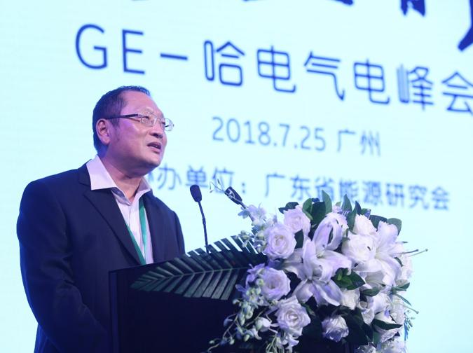 广东省能源研究会副理事长曾乐民