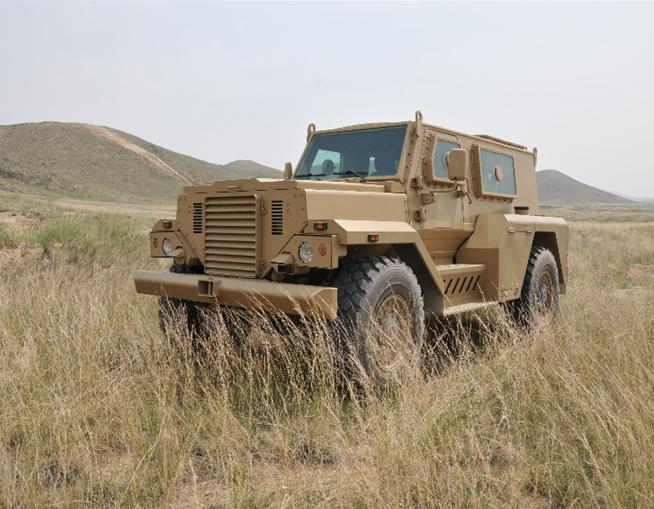 4×4高防护特种车