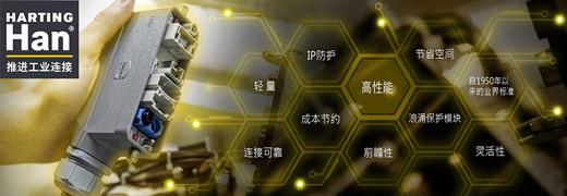 Han®系列——自1950年以来的业界标准